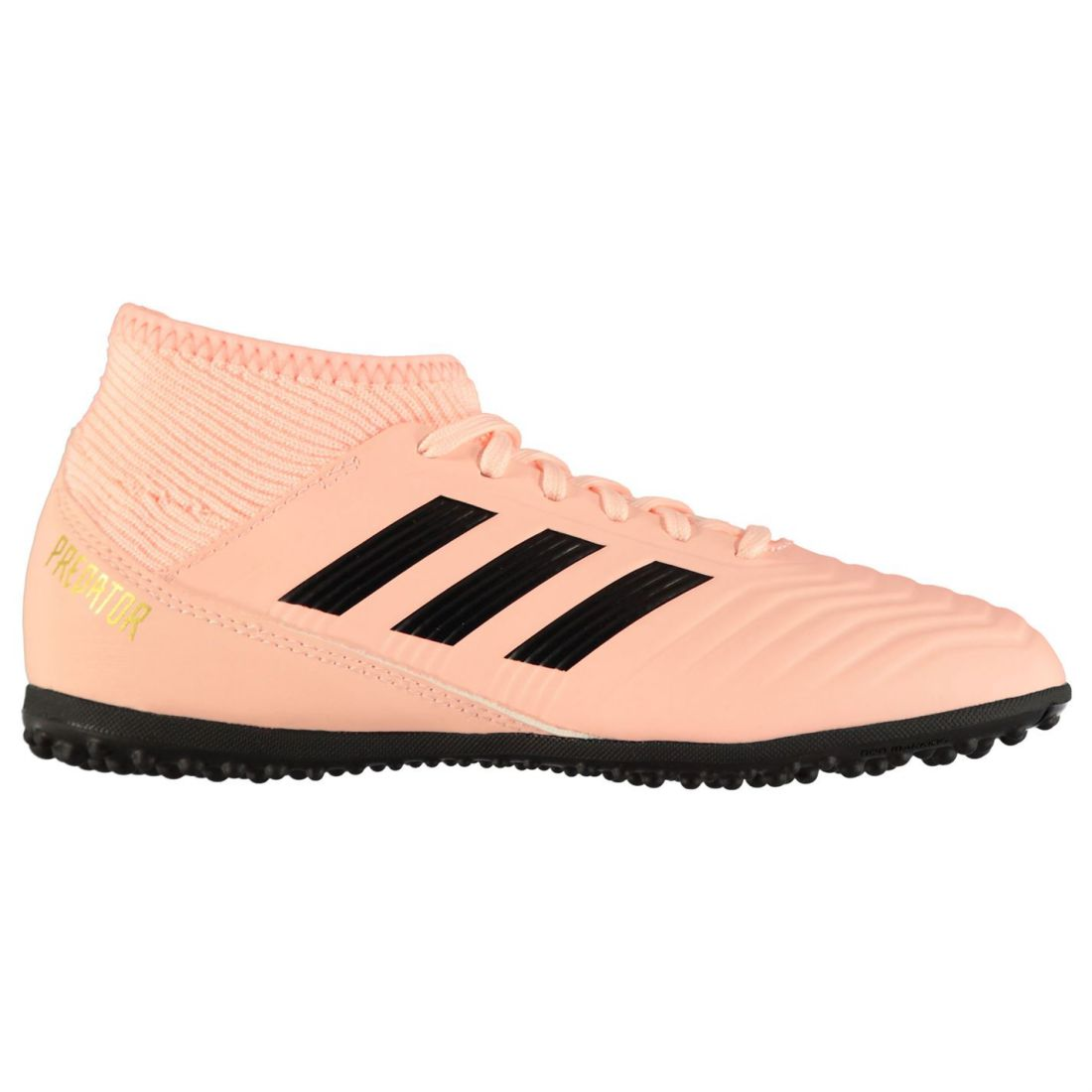 338f120a7 adidas Kids Predator Tango 18.3 Childs Astro Turf Trainers Football Boots  Lace