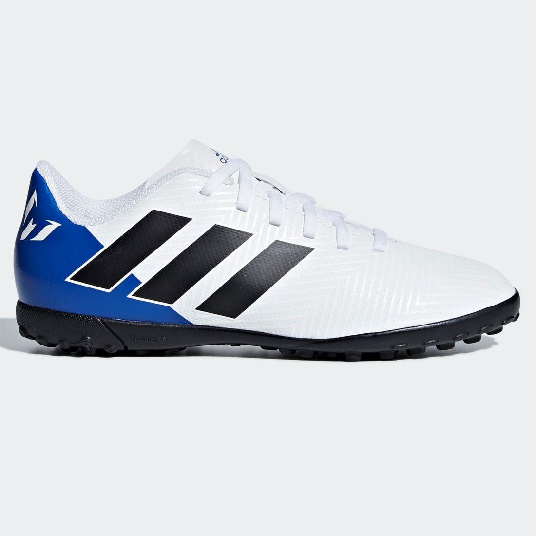 2f5b8ca3f1b2 adidas Nemeziz Messi Tango 18.4 Childrens Astro Turf Sneakers ...