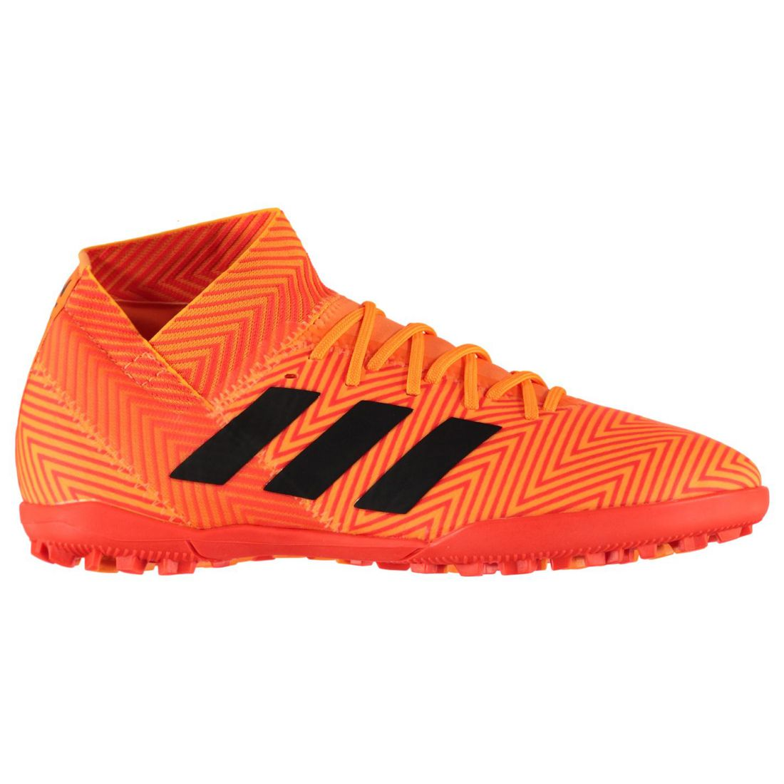 cbf8747c2 adidas Kids Boys Nemeziz 18.3 Junior Astro Turf Trainers Football ...