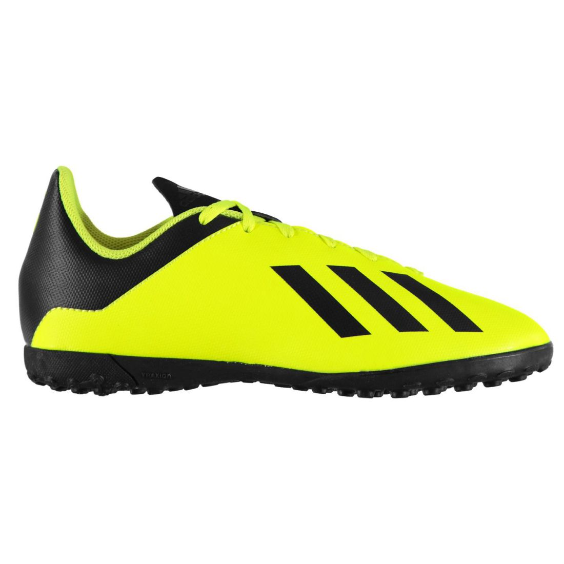 c30f8fcc10d9 adidas Kids Boys X Tango 18.4 Junior Astro Turf Trainers Football Boots  Lace Up
