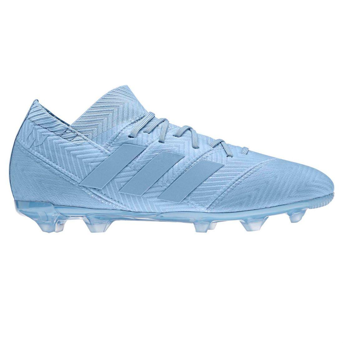 435f13a65588 adidas Kids Boys Nemeziz Messi 18.1 Junior FG Football Boots Firm ...