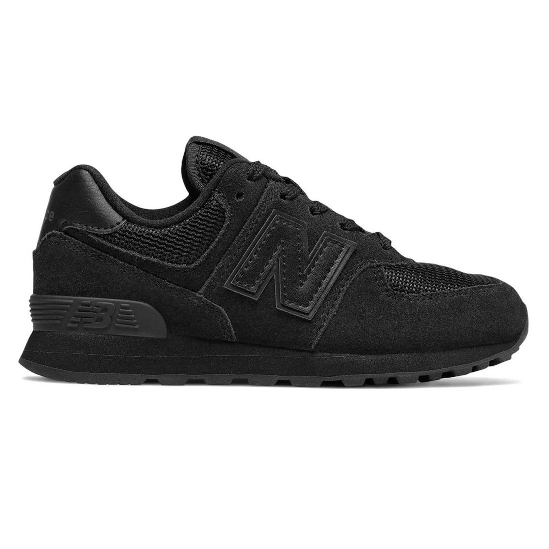 574 Trainers Runners New Classic Balance Lace Kids Juniors Up Mesh UzMSVp