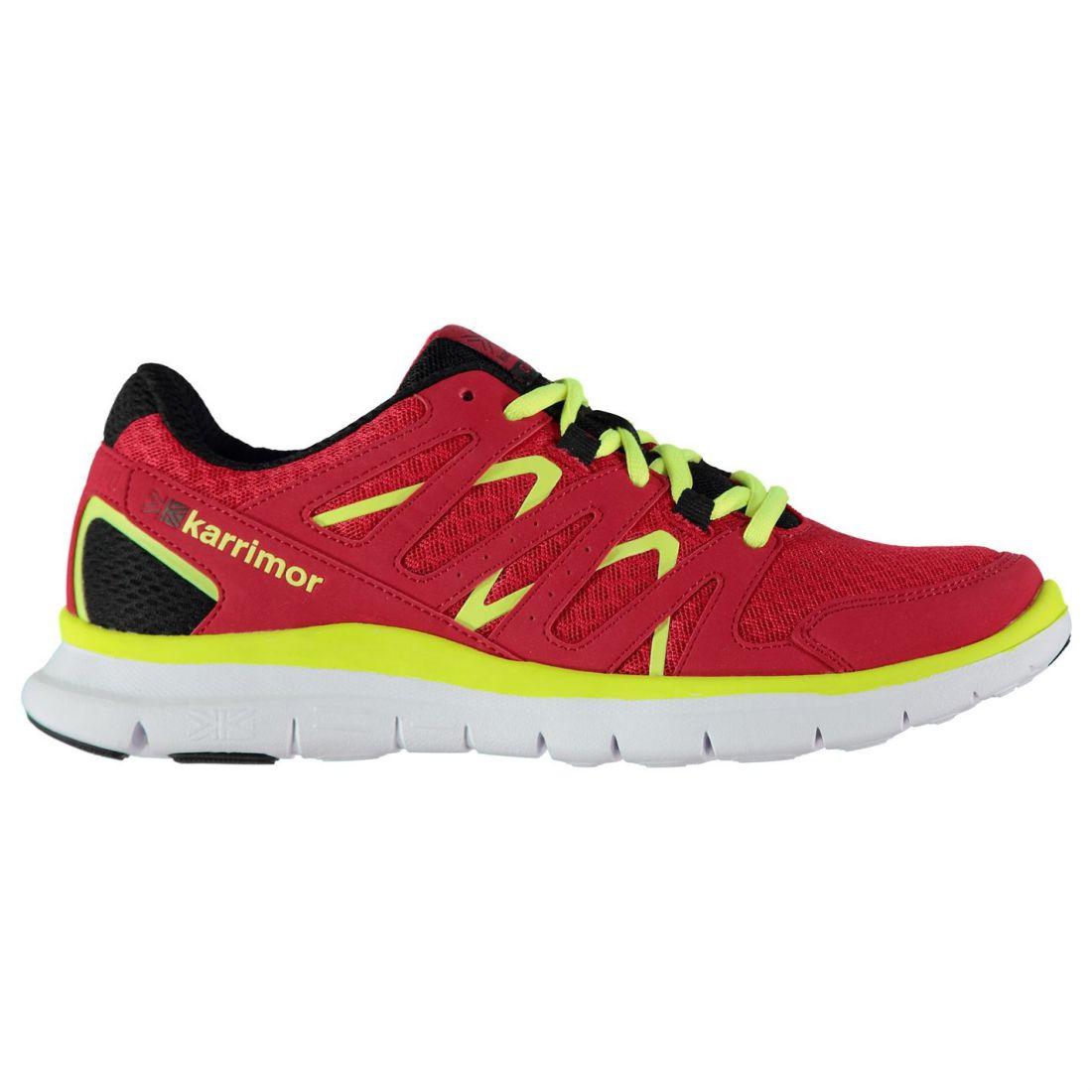 buy online 79d02 894b6 Karrimor Kids Duma Junior Girls Running Shoes Breathable Mesh Lace Up Sports