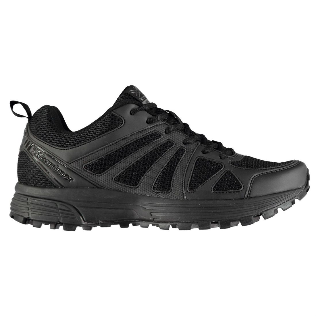 Karrimor-Men-Caracal-Trail-Running-Shoes-Trainers-Lace-Up-Breathable-Mesh-Panels thumbnail 2
