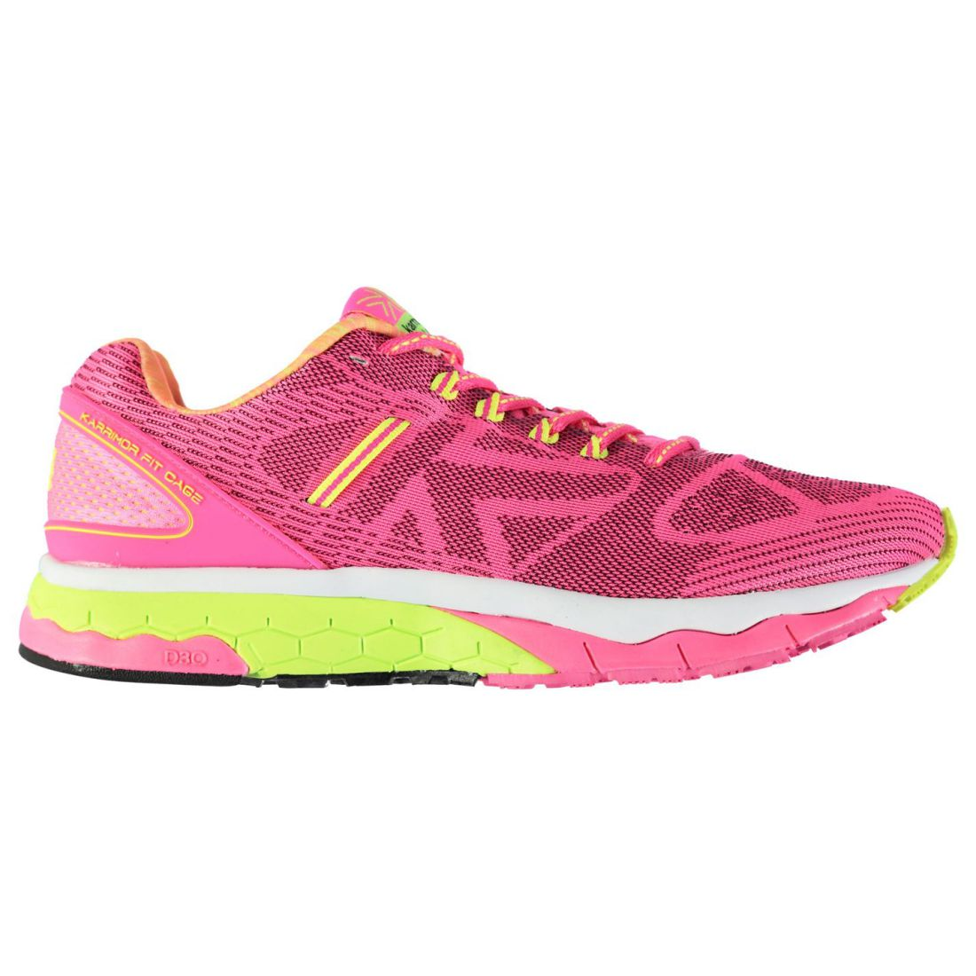 Karrimor Womens D30 Excel 2 Ladies Running Shoes Sports Lace Up ... a6a75c79a