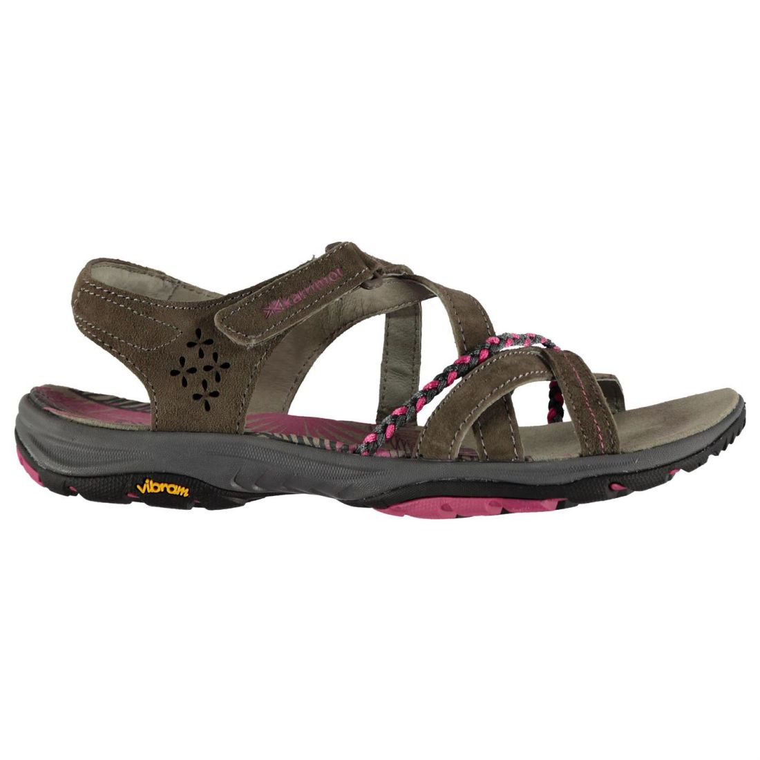ab450189cff3 Image is loading Karrimor-Tobago-Ladies-Sandals