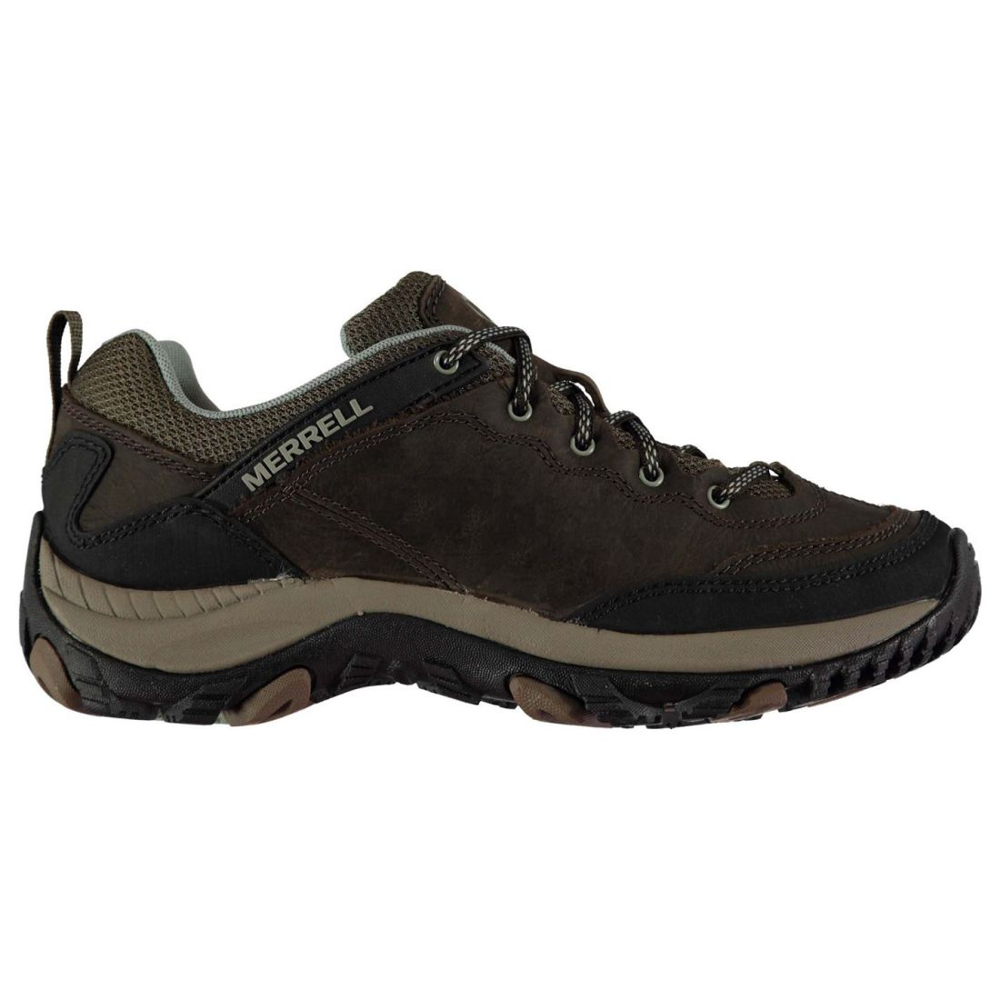 Merrell Salida Trek Walking shoes Ladies Non Water Repellent Laces Fastened
