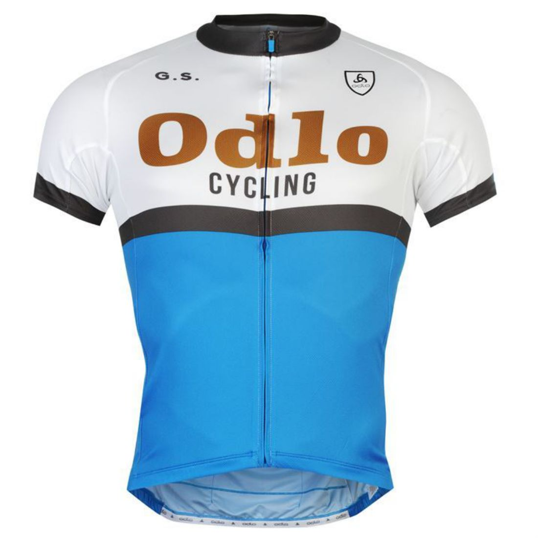 Odlo Mens Gents Ride Jersey Light Zipped Bike Riding Sports  Clothing  new exclusive high-end