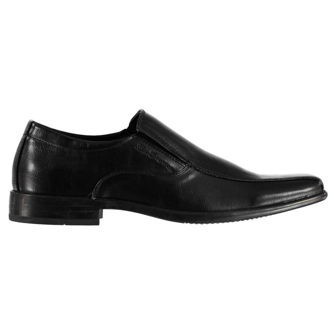 Ben Sherman Mens Duram Slip on shoes On Textured