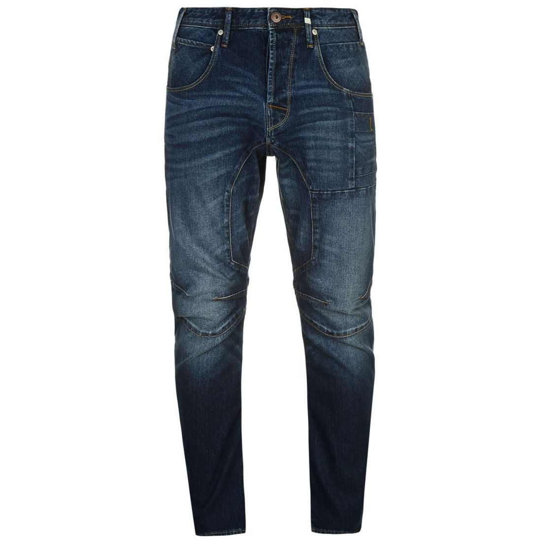 fff130032495a Details about Jack and Jones Men Intelligence Anti Fit Stan Osaka Jeans  Pants Trousers Bottoms
