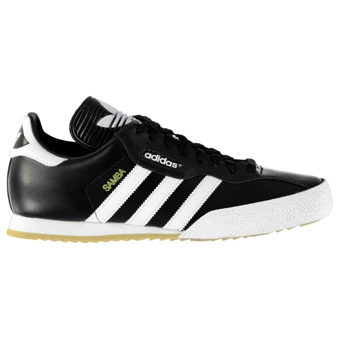 adidas Mens Golf Samba Golf Shoes Sport Trainers Lace Up