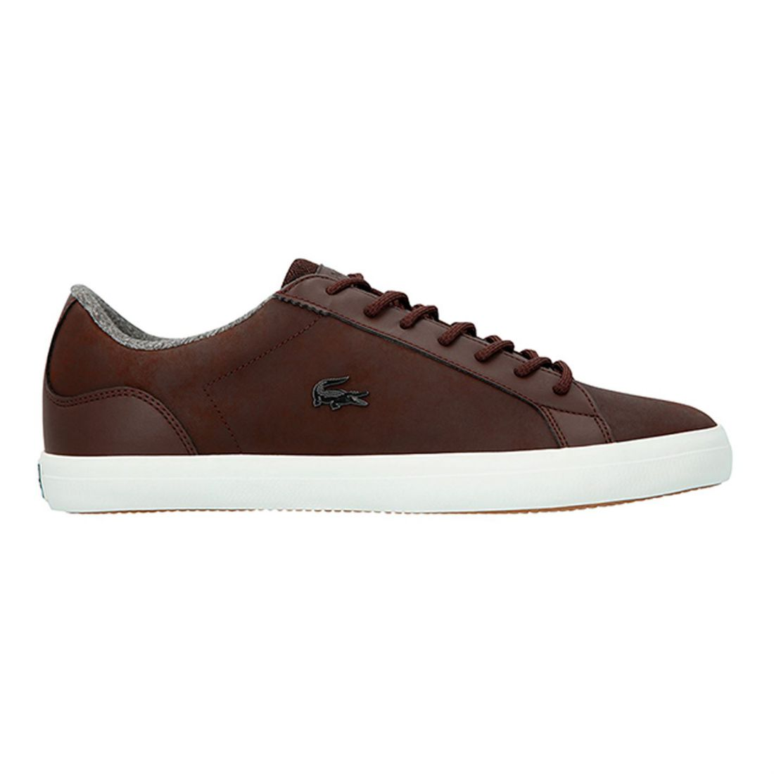 b1d6744ee3258f Image is loading Mens-Lacoste-Lerond-318-Low-Trainers-New