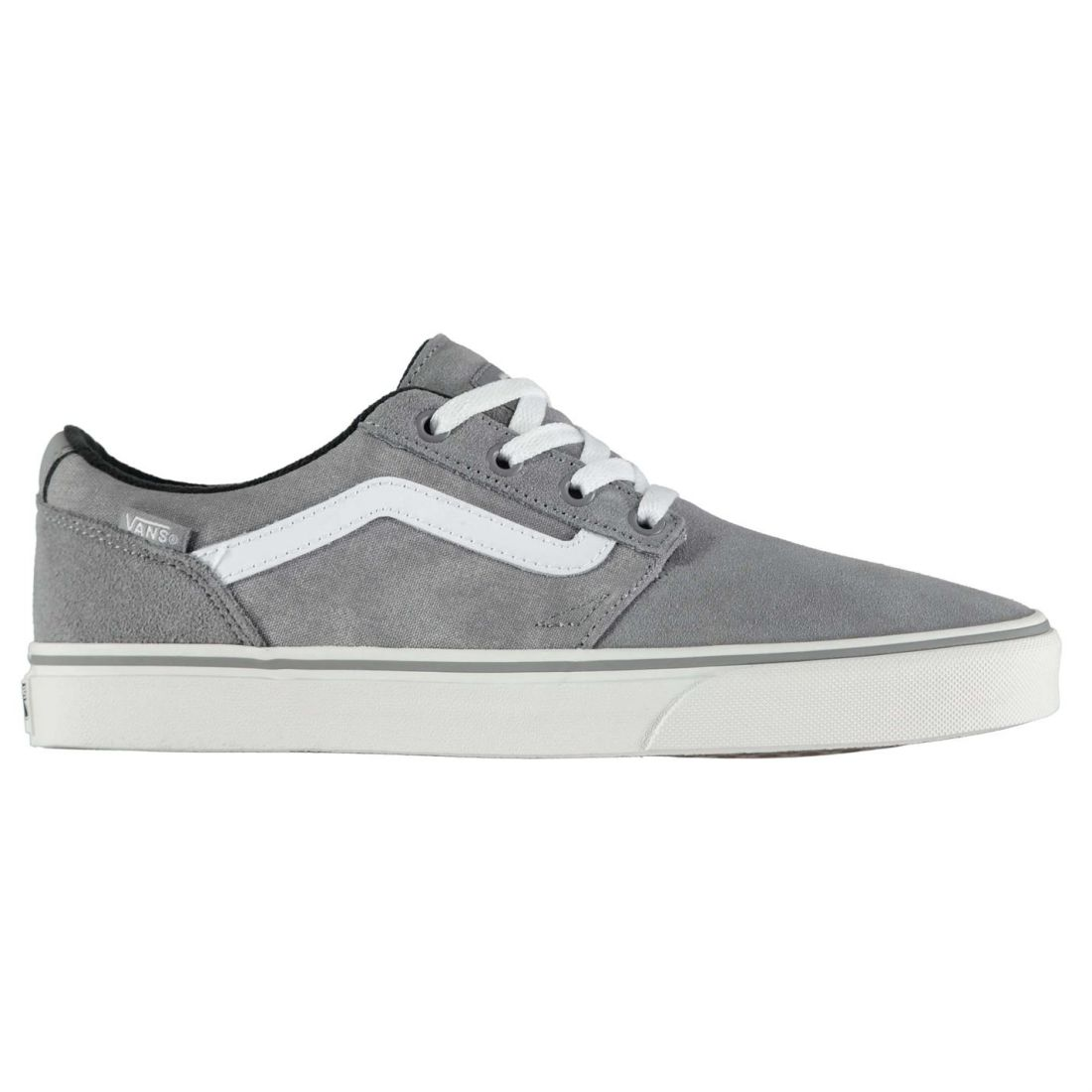 Mens Canvas Low Vans Chapman Stripe shoes New