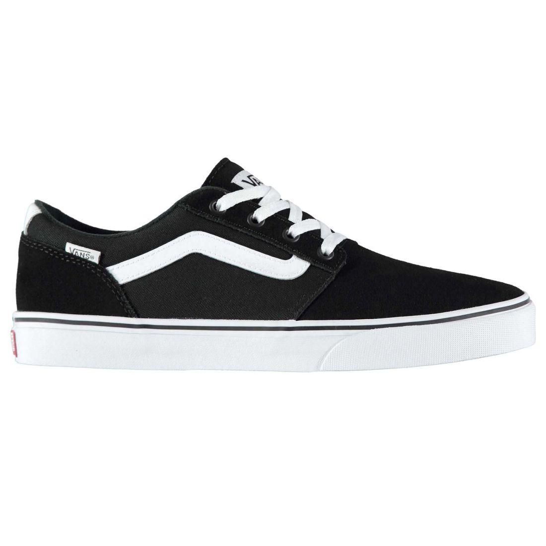 d8d1f13dcd Vans-Chapman-Stripe-Canvas-Shoes-Low-Mens thumbnail 3