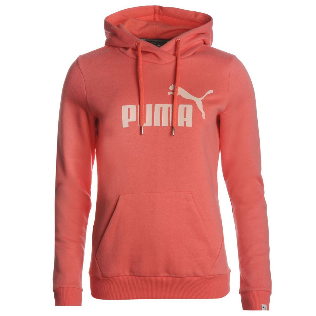 cea23e243 Puma-No1-Logo-Hoody-Hoodie-Top-Womens-Ladies thumbnail