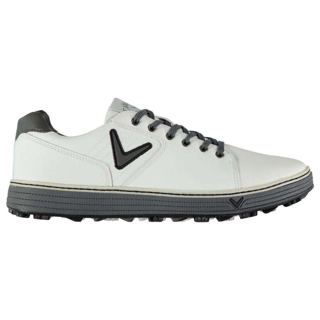 66b6f95b07 Callaway Mens Delmar Urban Golf Shoes Spikeless Comfortable Fit Ortholite