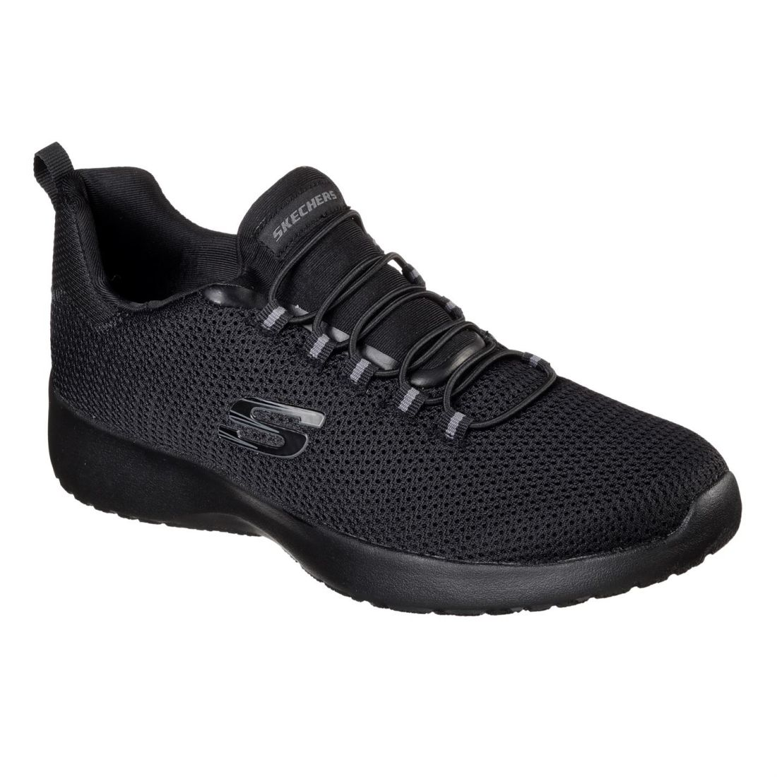 Skechers Mens Dynamight Lace Up Running shoes Low Top Trainers