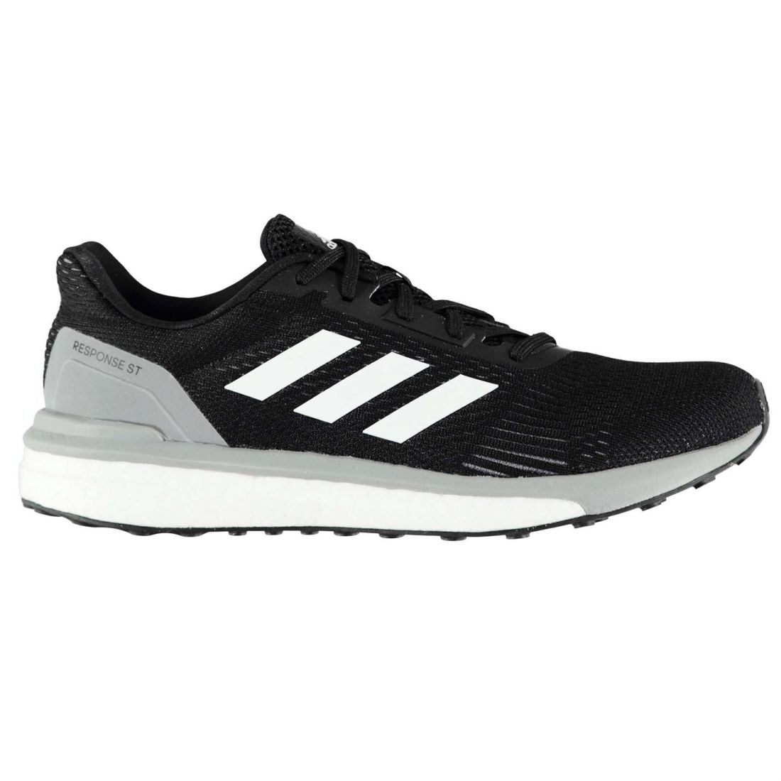 8a2c60bd4 Image is loading adidas-Response-ST-Running-Shoes-Mens-Gents-Road-