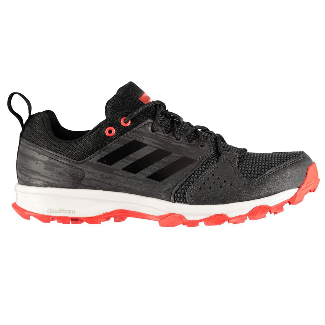 64af45ba8784 adidas Mens Galaxy Trail Running Shoes Runners Lace Up Breathable ...