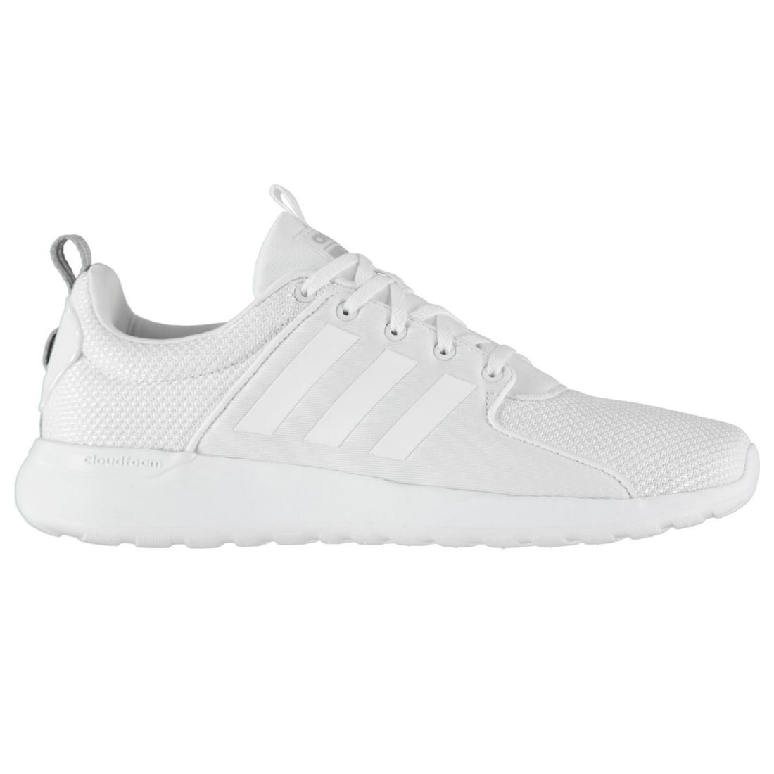 ADIDAS CLOUDFOAM LITE Racer Sneakers Mens Gents Runners Laces Fastened