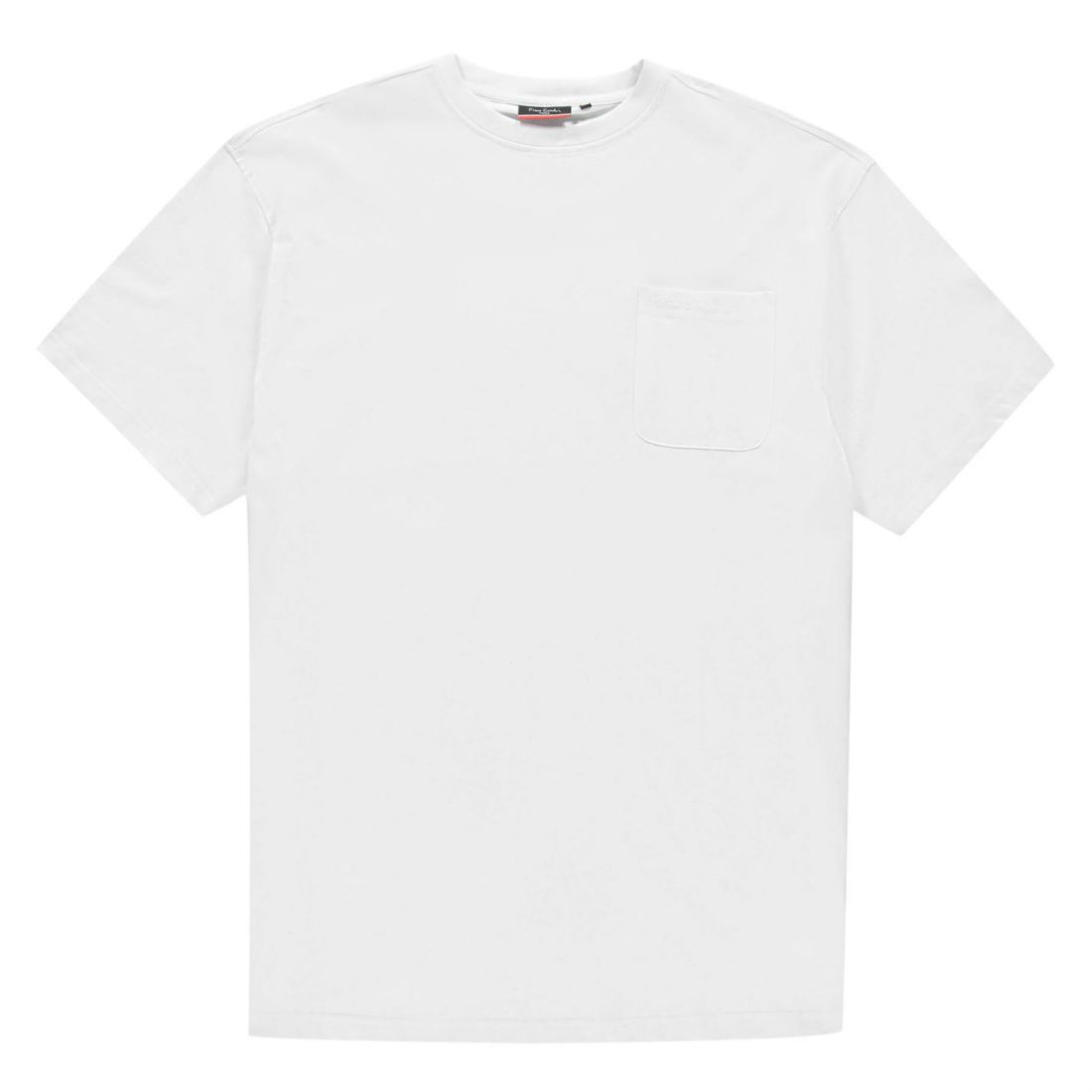 Pierre-Cardin-Mens-ExtraLarge-Single-Pocket-T-Shirt-Crew-Neck-Tee-Top-Short thumbnail 7