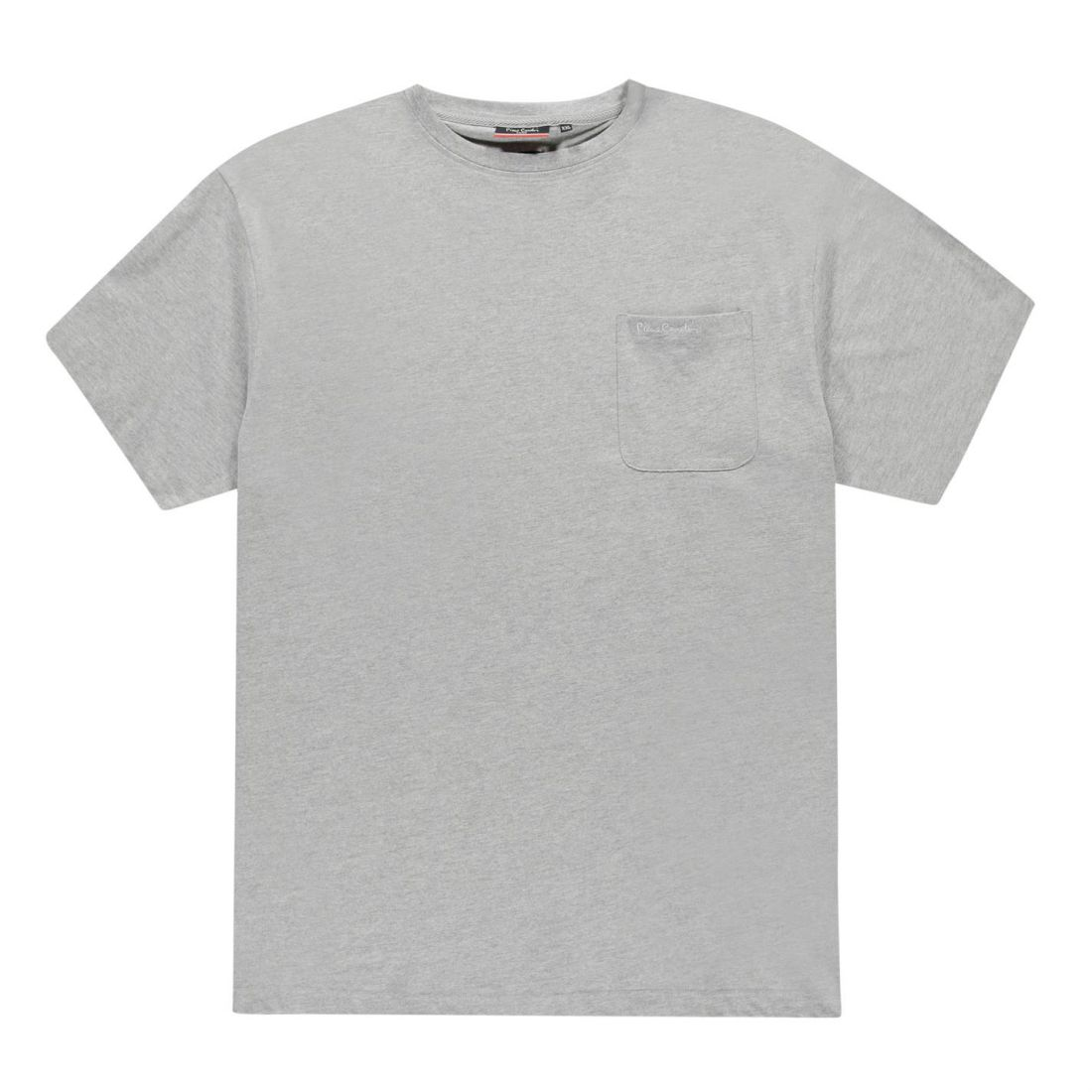 Pierre-Cardin-Mens-ExtraLarge-Single-Pocket-T-Shirt-Crew-Neck-Tee-Top-Short thumbnail 15