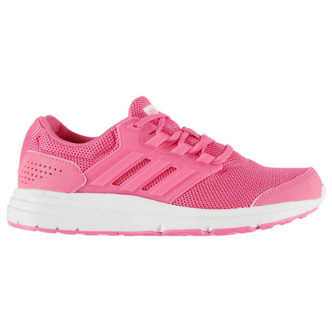Adidas Womens Galaxy 4 Trainers Runners Lace Up Breathable Lightweight Mesh