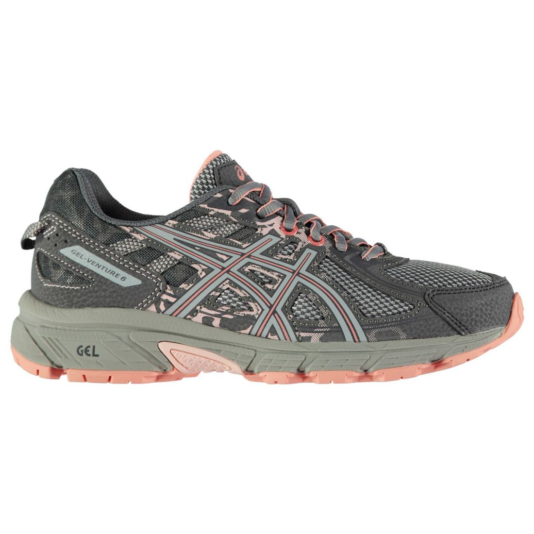 Asics GEL Venture  6 Trail Running shoes Ladies  the newest