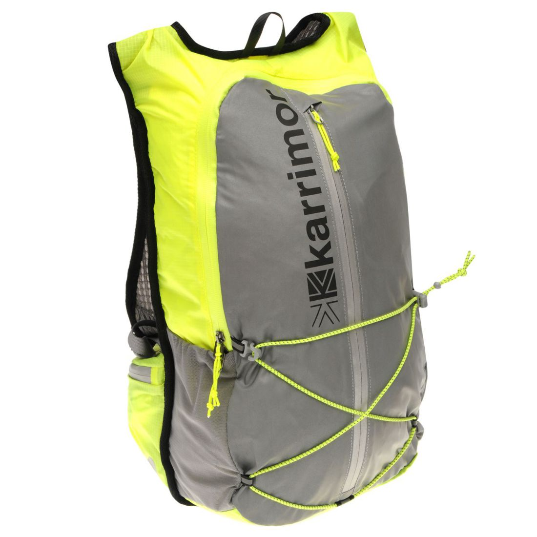 Karrimor-X-Lite-15L-Running-Back-Pack-Travel-Luggage-Everyday-Casual-Bag-New miniatura 2