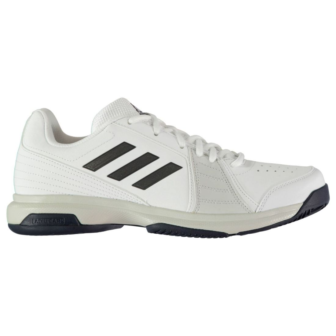 22b977f6a4ece Image is loading adidas-Approach-Tennis-Shoes-Mens-Gents-Laces-Fastened-
