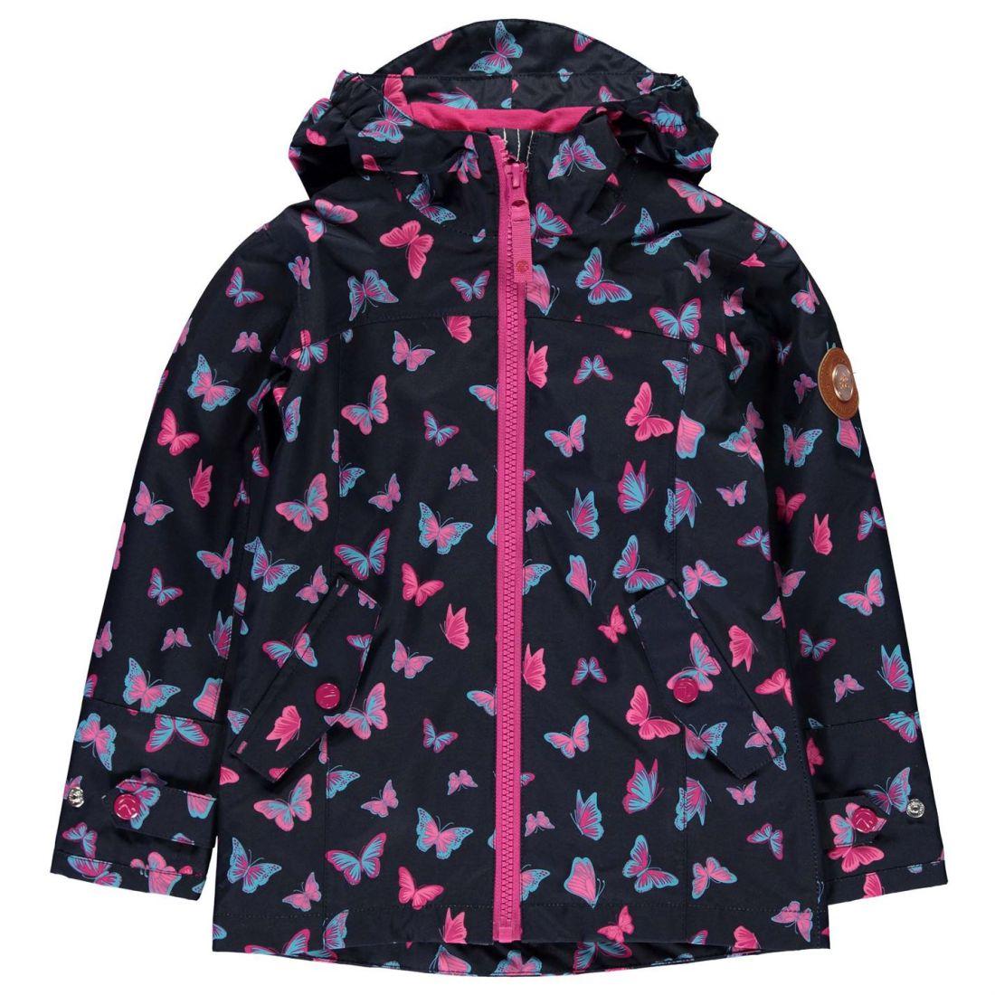 1a323882e63f Gelert Coast Water Repellent Jacket Infants Childrens Coat Top