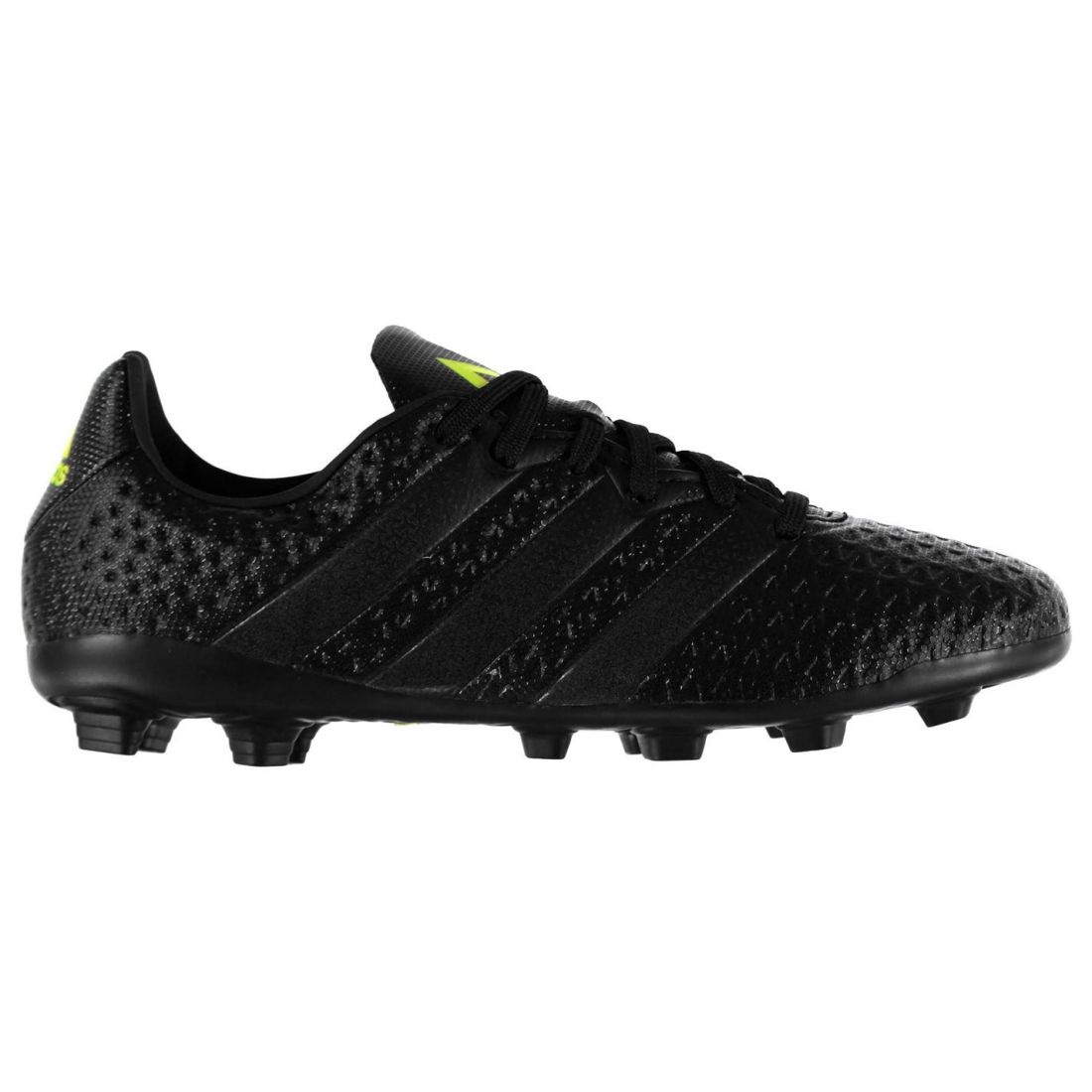 757be3a1c06a adidas Kids Ace 16.4 FG Football Boots Junior Lace Up Shoes Moulded Studs