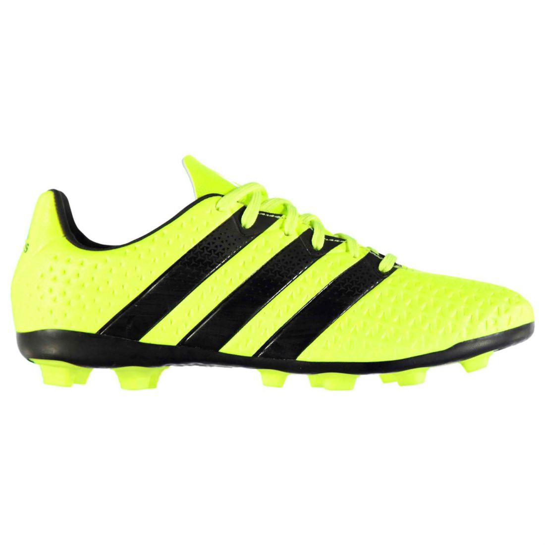 cef1281ffbad Details about adidas Kids Ace 16.4 FG Football Boots Junior Lace Up Shoes  Moulded Studs