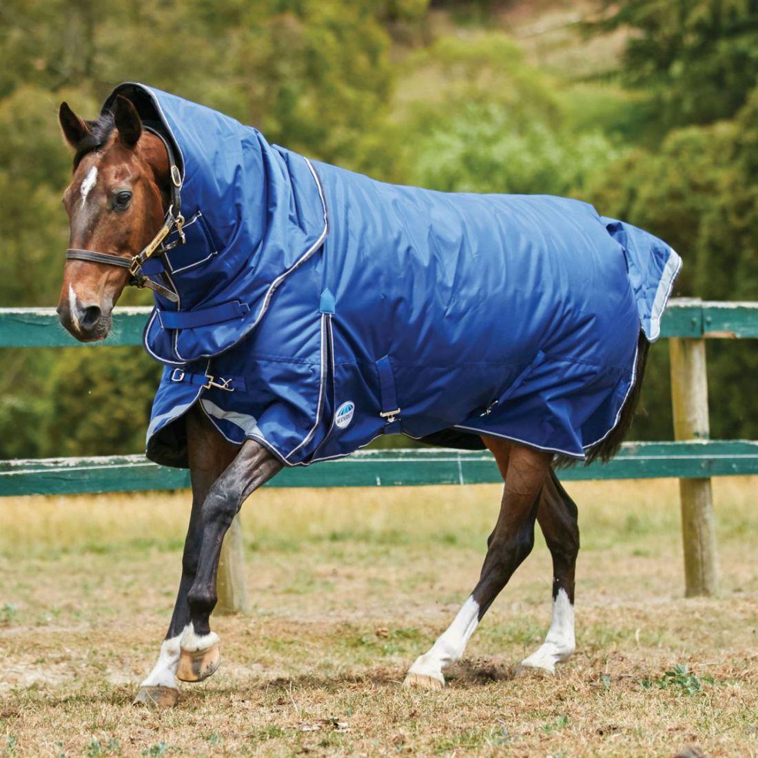 Weatherbeeta comfitec Ultra Tough Heavy Unisexe HORSE RUG Water rodenticide