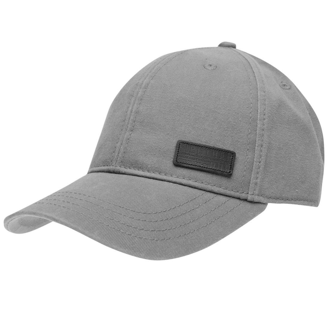Mens-Firetrap-Canvas-Cap-Baseball-Lightweight-New