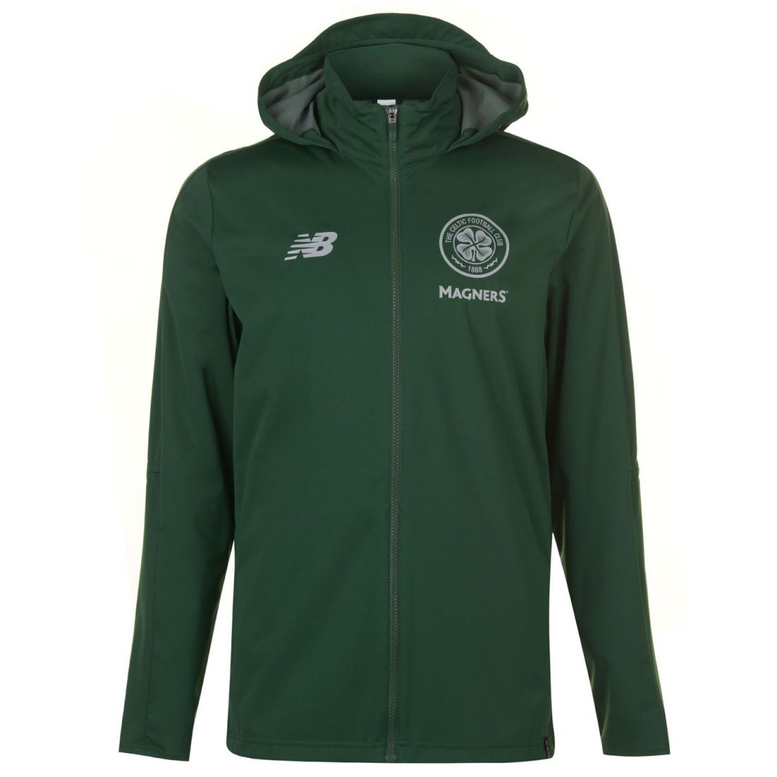 Celtic 2018 Jacket con verde Gents New Mens Cappotto Balance acqua 2019 licenza Rain 1q4UxI5w