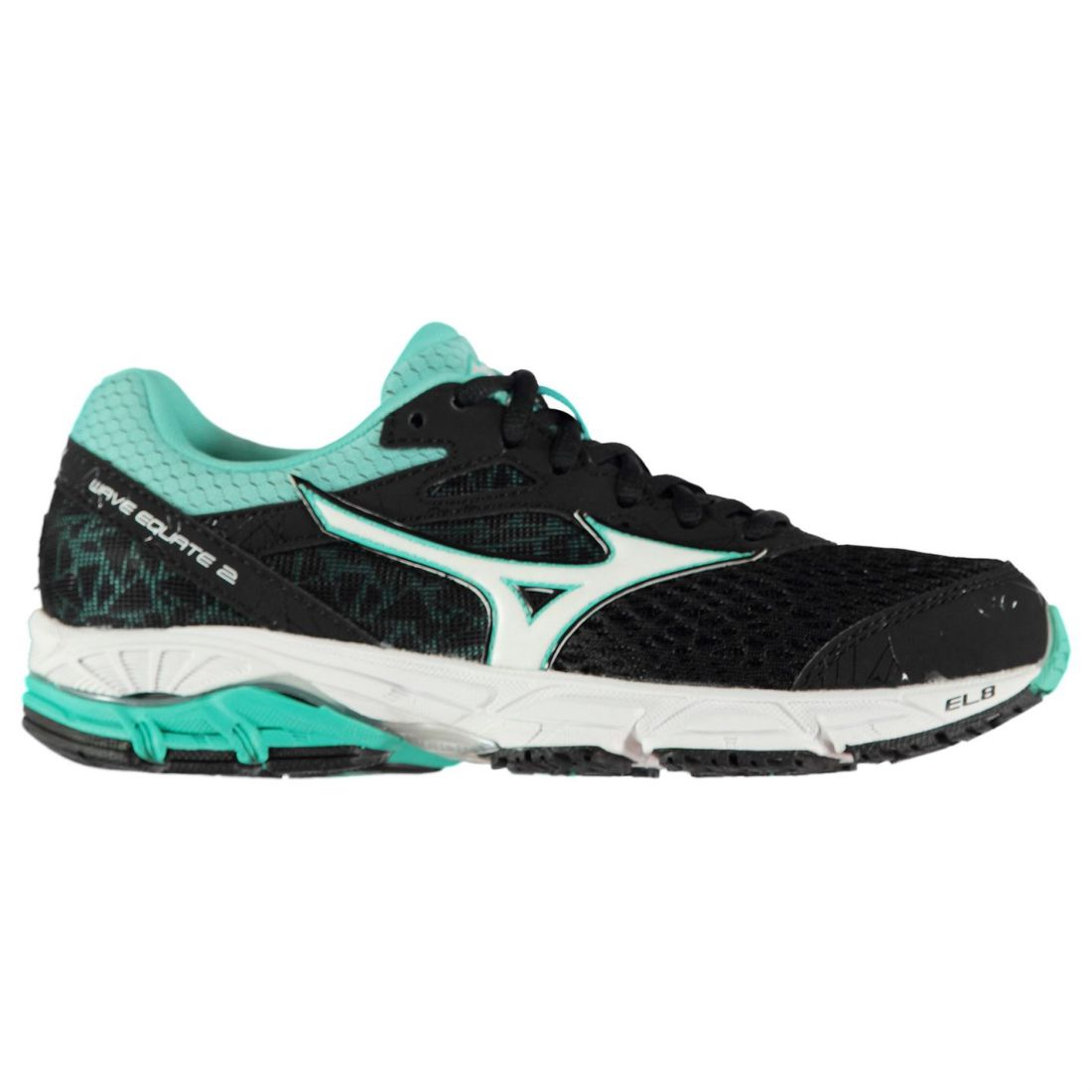 Wave Equate 2 Running shoes Ladies Road Mesh Upper