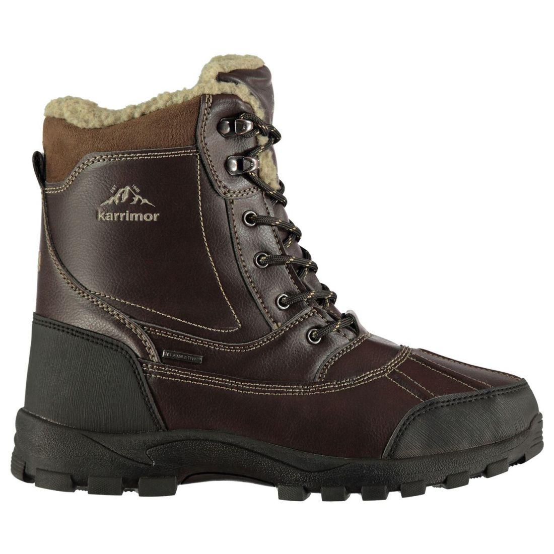 Karrimor Snow Everyday Mens Gents Boots