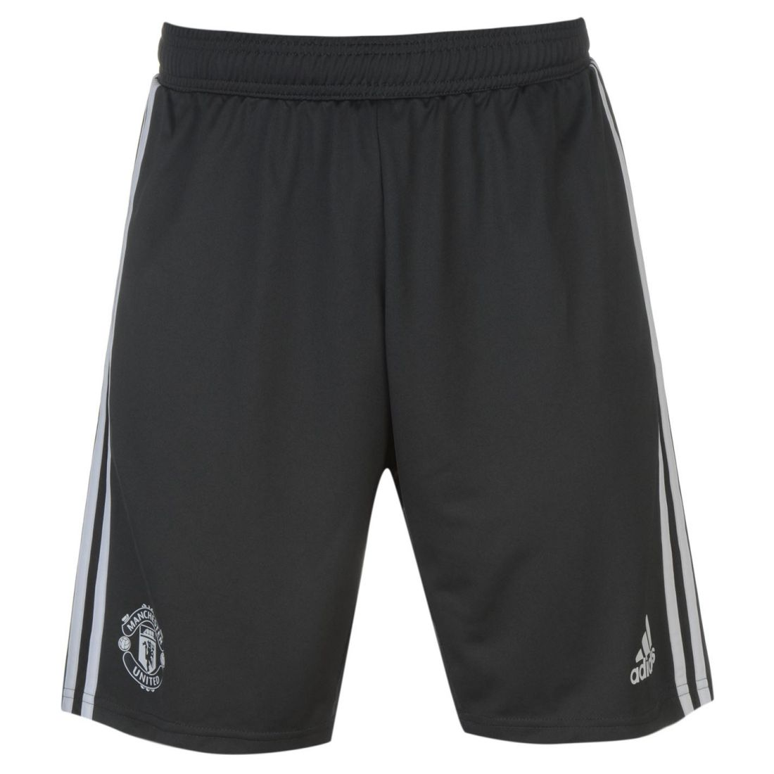 adidas Mens Manchester United Training Shorts Football Pants Trousers  Bottoms 87aa65f17d8d
