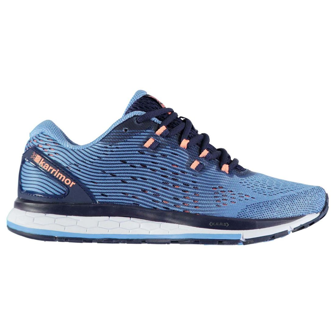Karrimor Rapid Support Running shoes Mens Gents Road Laces Fastened Ventilated