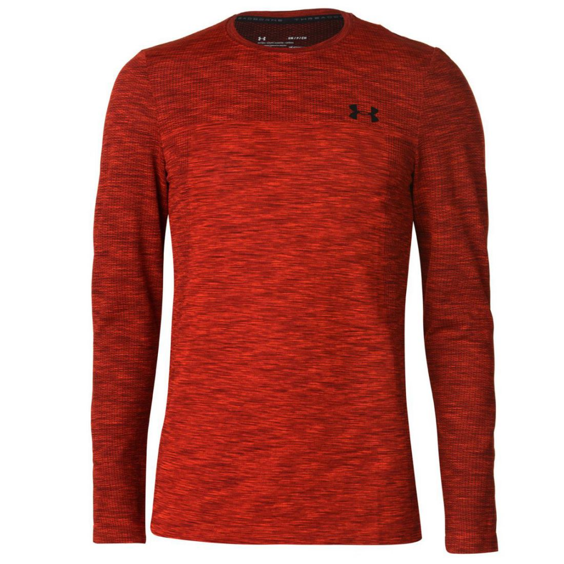 f2f67bae7 Details about Under Armour Mens Vanish Seamless Long Sleeve T Shirt  Performance Top Crew Neck