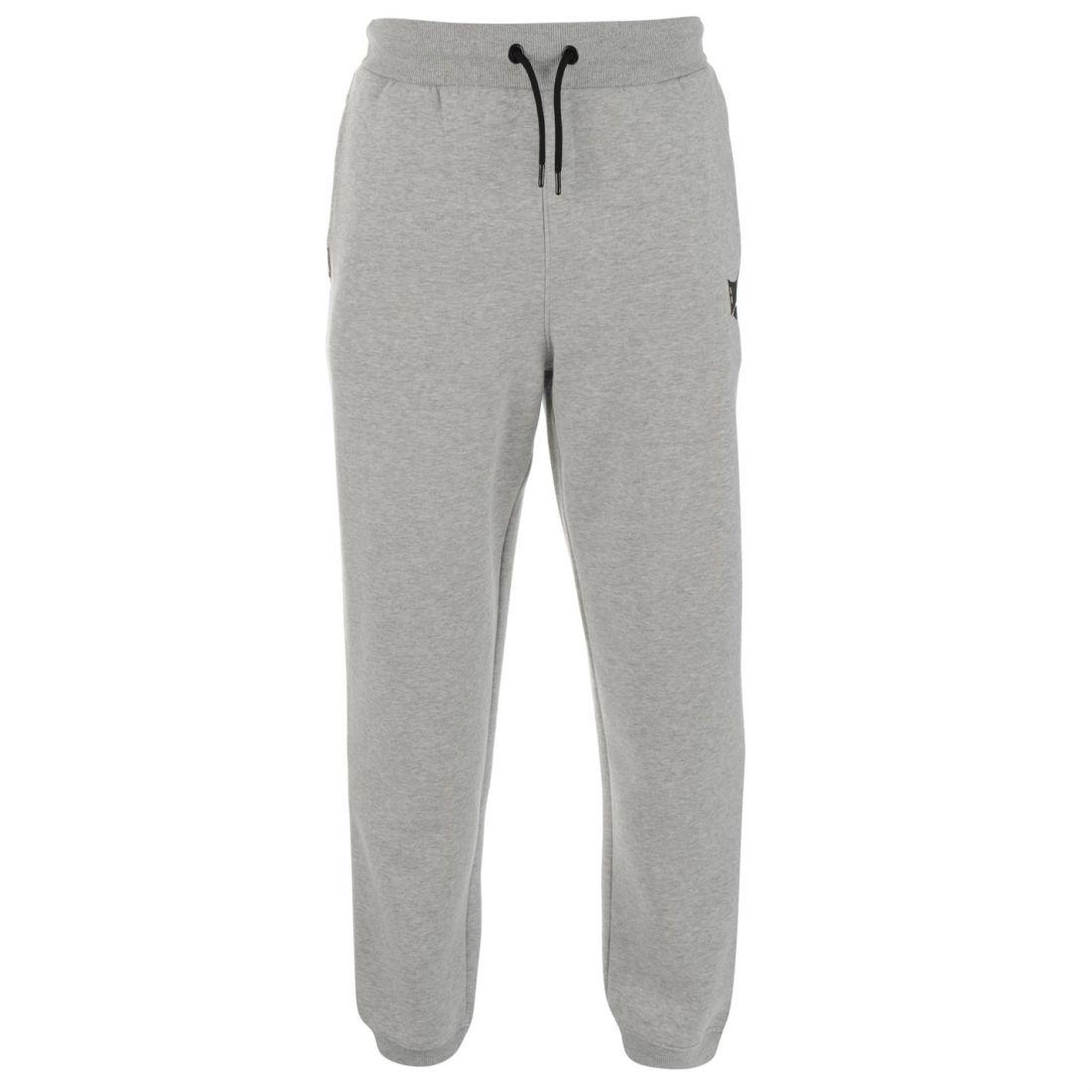 40170cd13cf591 Everlast Mens Jogging Bottoms Fleece Trousers Pants Warm Drawstring ...