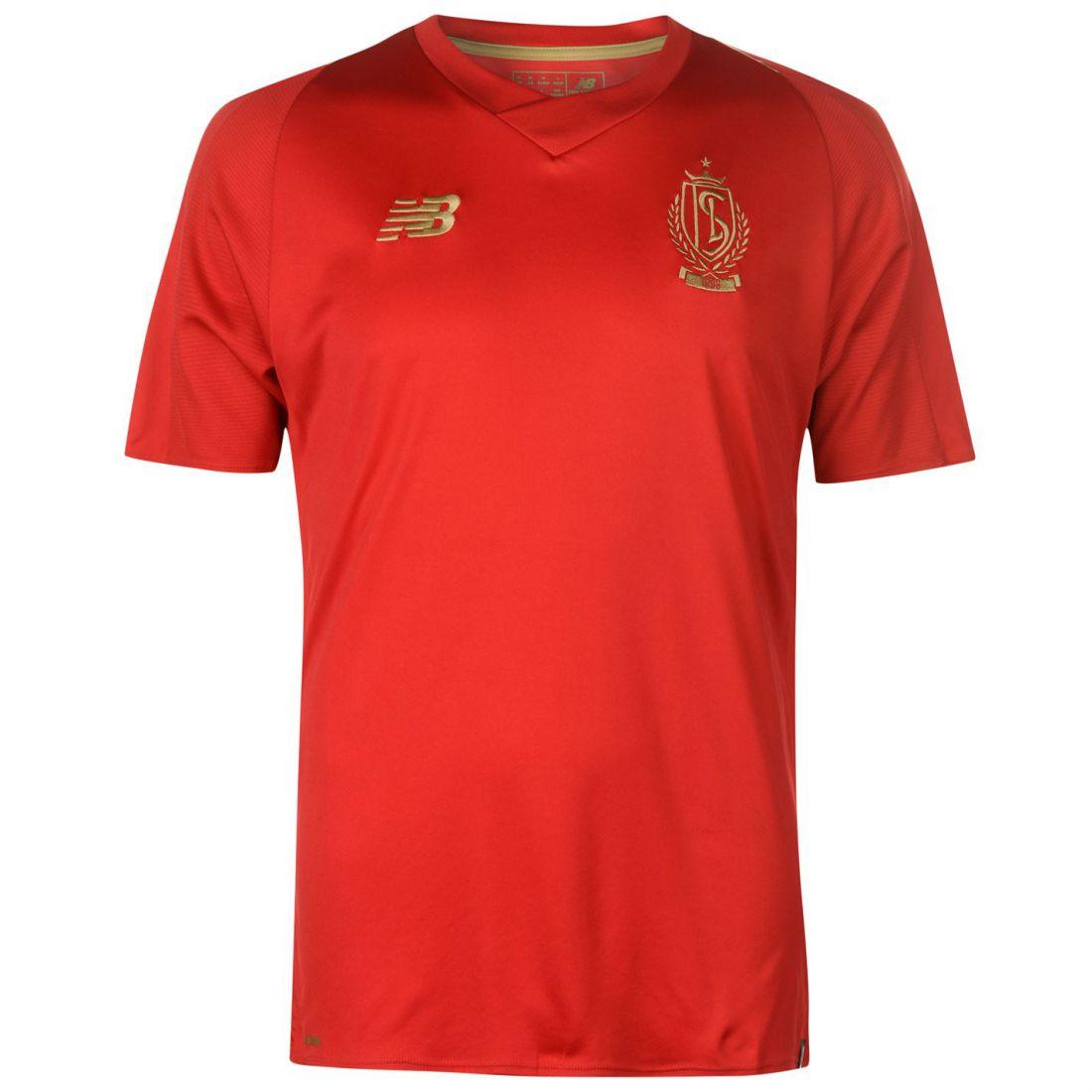 New Balance Mens Standard Liege Home Jersey 2018 2019 Domestic Shirt ... 05f31dd93