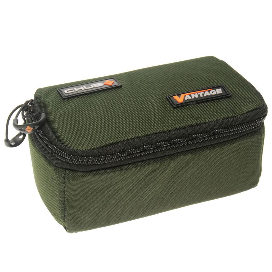 68a932136d075 Chub Vantage Accessory Box Fishing Accessory Bag Holdall Zip Compact ...