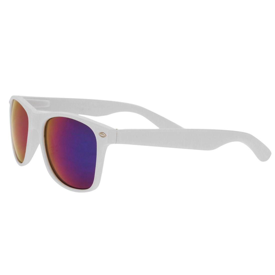d10cfb12ff2 Pulp Iridescent Sunglasses Mens Gents Summer Plastic Frame Tinted ...