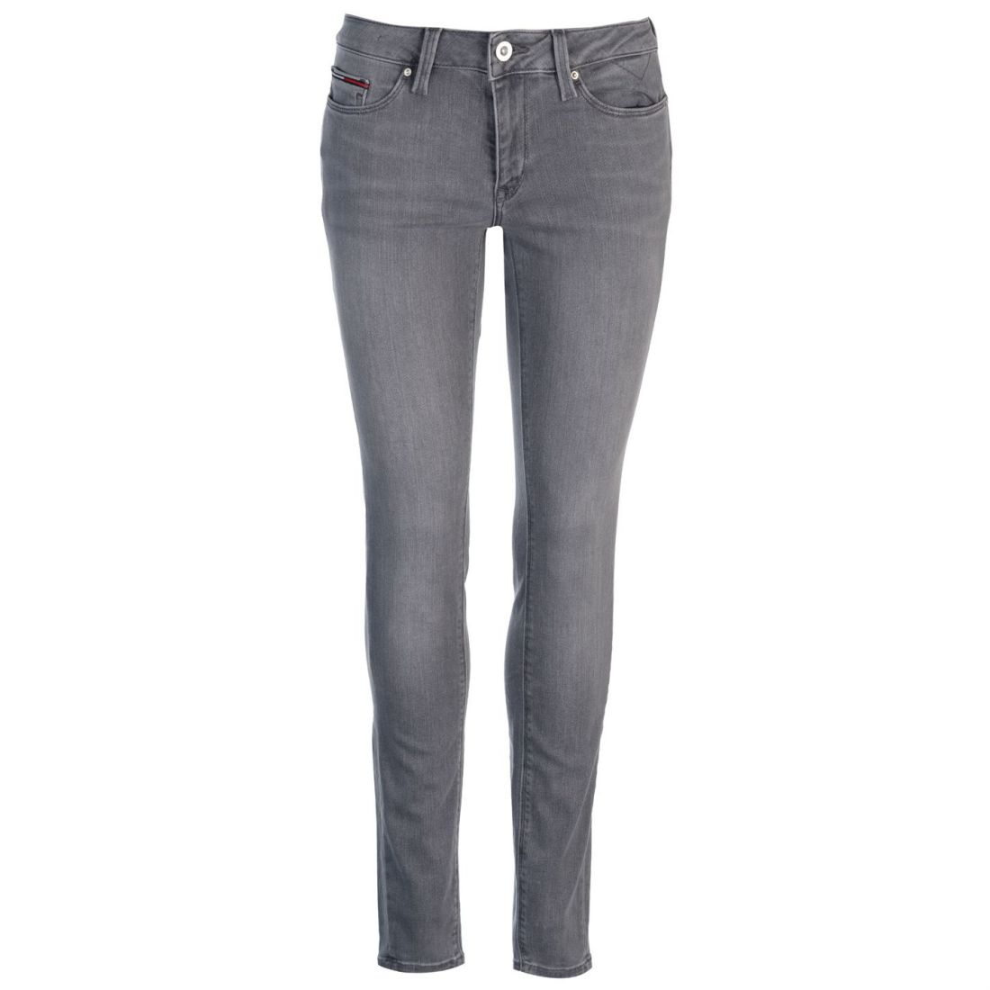 0c5d734e Image is loading Womens-HILFIGER-DENIM-Tommy-Nora-Mid-Rise-Skinny-