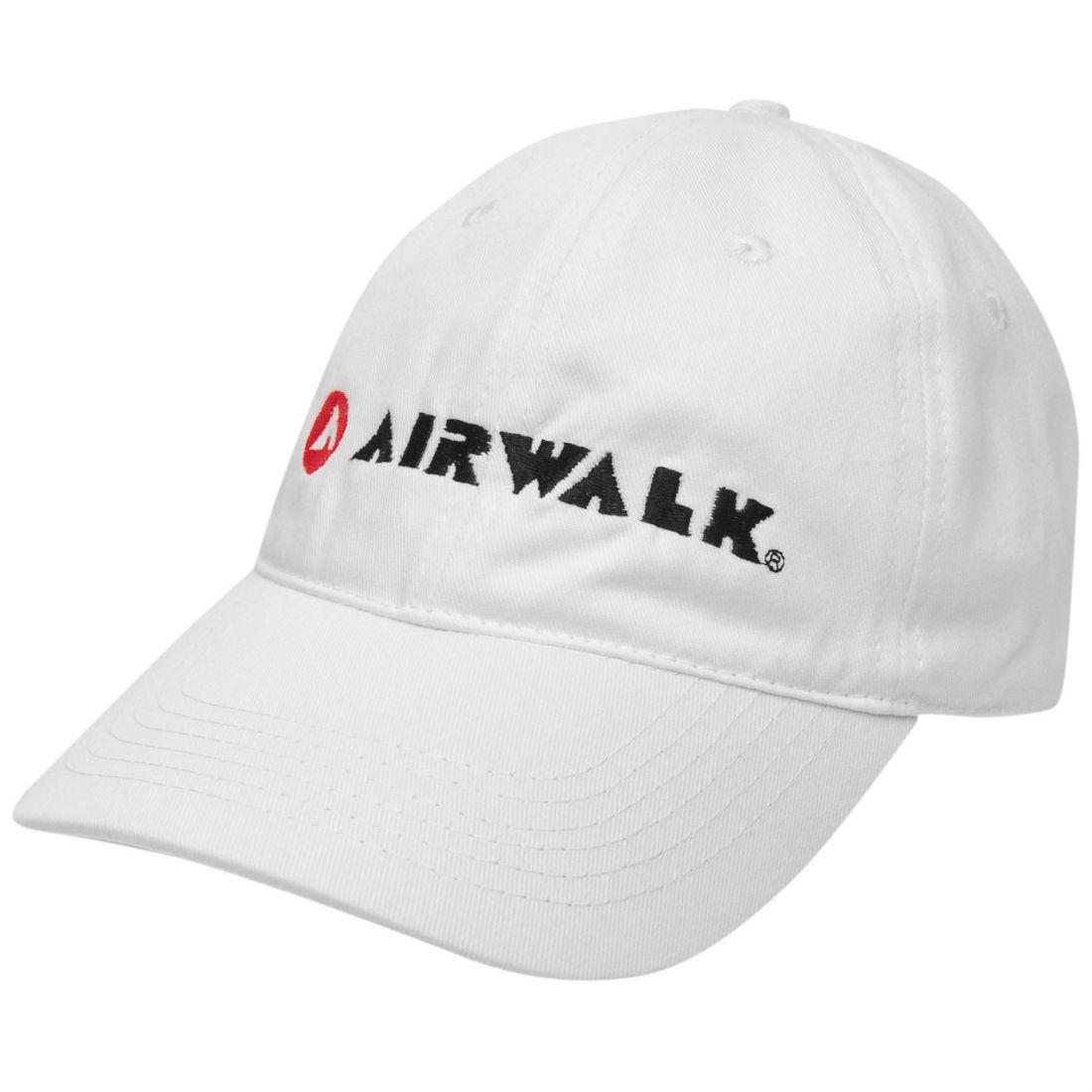 Airwalk Mens Baseball Cap Cotton Breathability Ventilation  0c004226eceb