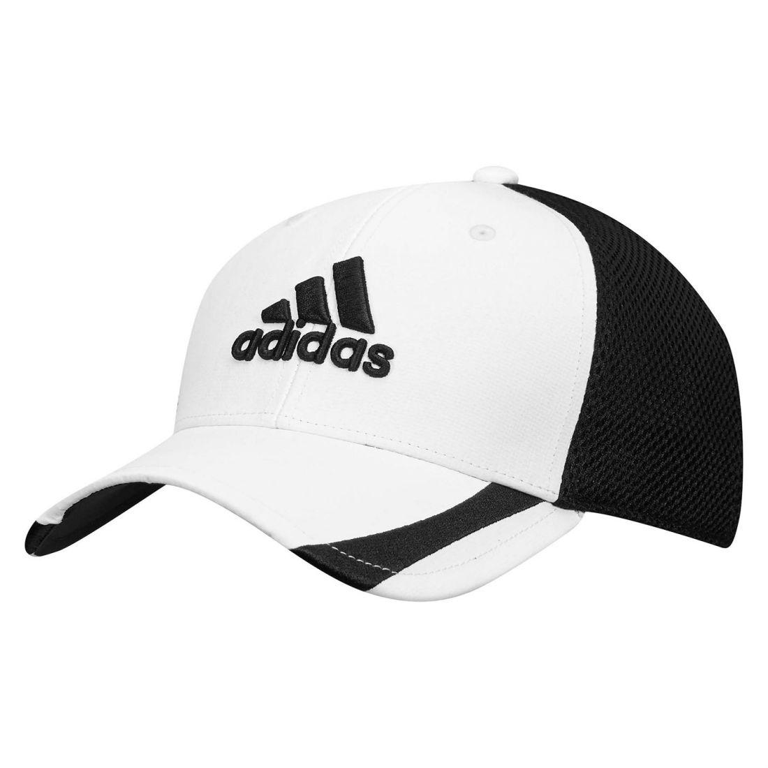 cd2c32eeed3 adidas Mens Tour RDR Cap Golf Breathable Mesh Stretch Breathability ...