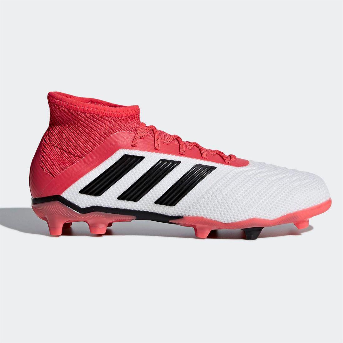 sports shoes fd880 0216c adidas-Predator-18-1-FG-Childrens-Football-Boots-