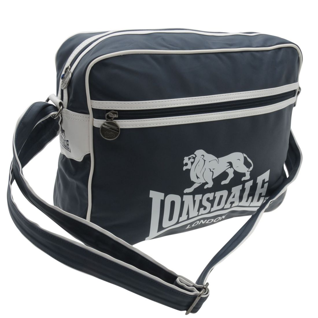 6c95e88fd8 Image is loading Lonsdale-Cabin-Flight-Bag-Lightweight-Suitcase-Accessories